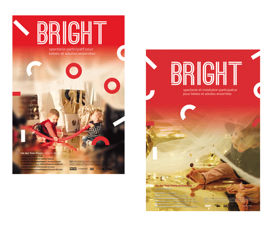 affiches Bright