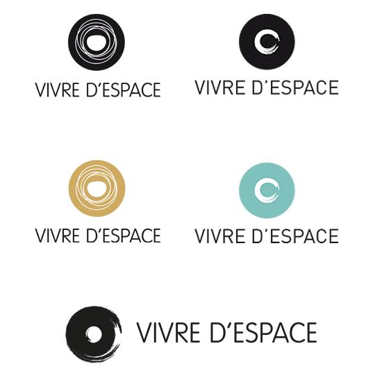 Logo Vivre d'Espace - recherches